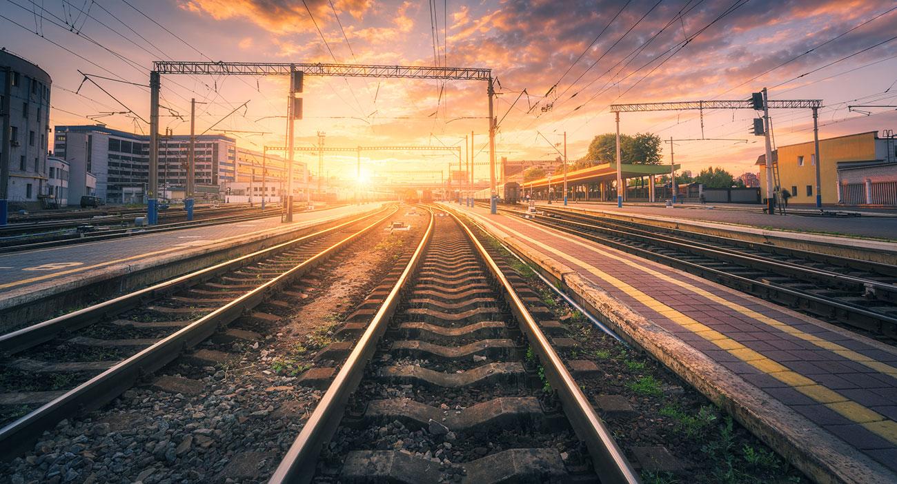 estación intermodal ferroviaria