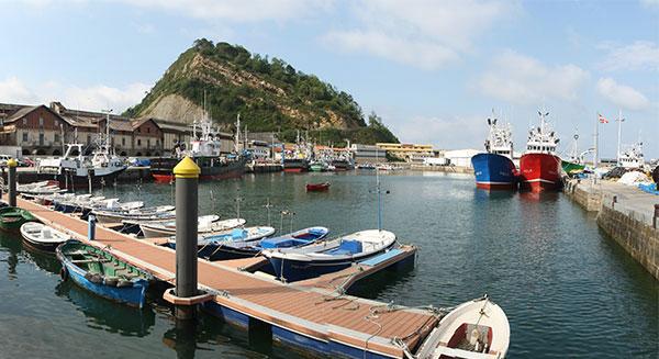 Puertos Vascos